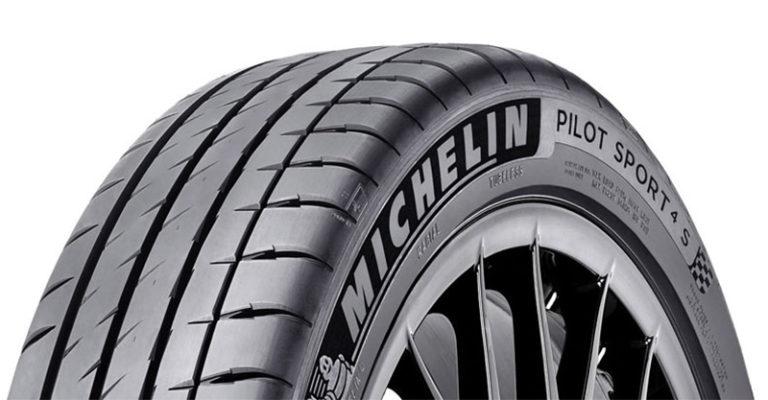「米其林 PS4S (Pilot Sport 4S)」輪胎總評測 8款相似輪胎中表現第2名