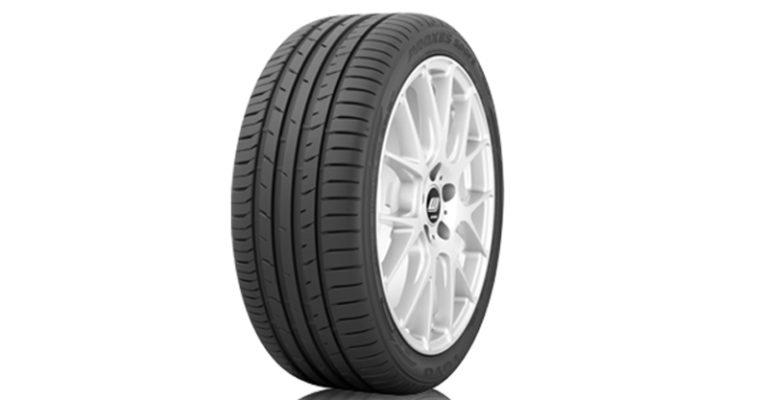 「東洋 Proxes Sport」輪胎總評測 排名和普利司通T005、瑪吉斯HP5並列