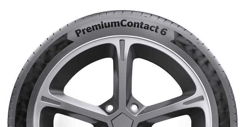 馬牌 (Continental) Premium Contact 6 (PC6)