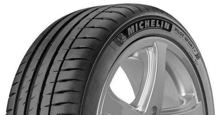 米其林 (Michelin) Pilot Sport 4 (PS4)
