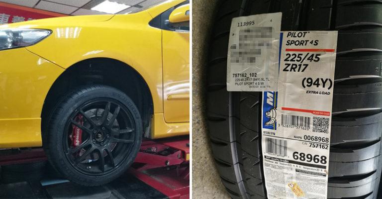 【分享】「Michelin 米其林 Pilot Sport 4S」磨耗測試心得 (附10,000公里照)
