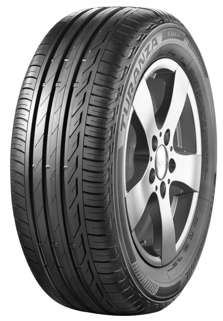 普利司通 (Bridgestone) Turanza T001 (T001)