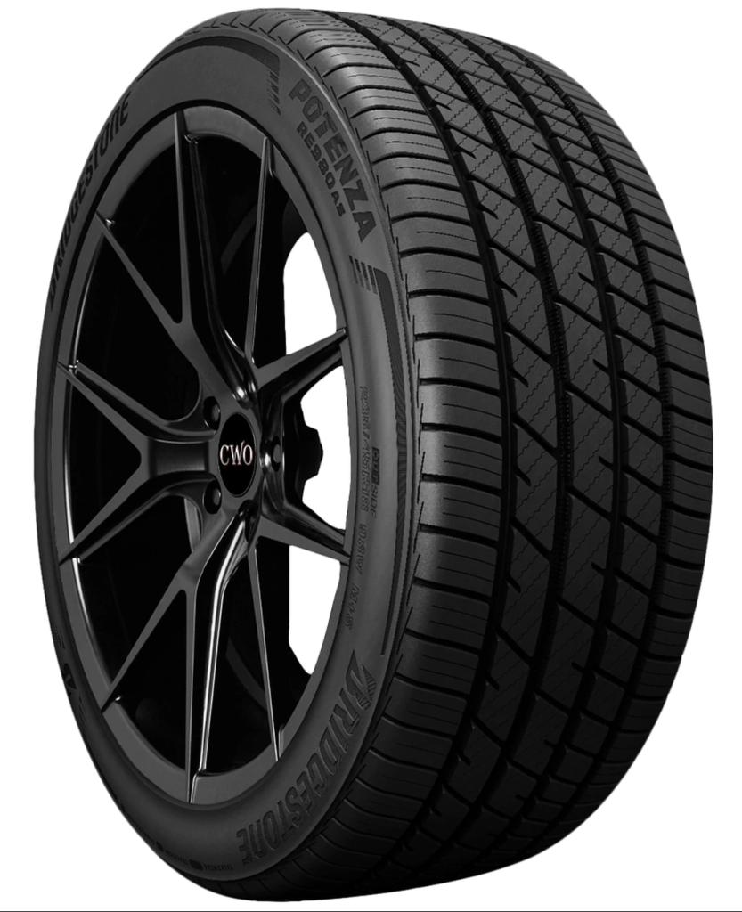 普利司通 (Bridgestone) Potenza RE980AS (RE980AS)