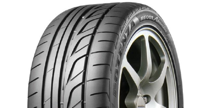 普利司通 (Bridgestone) Potenza RE001 (RE001)