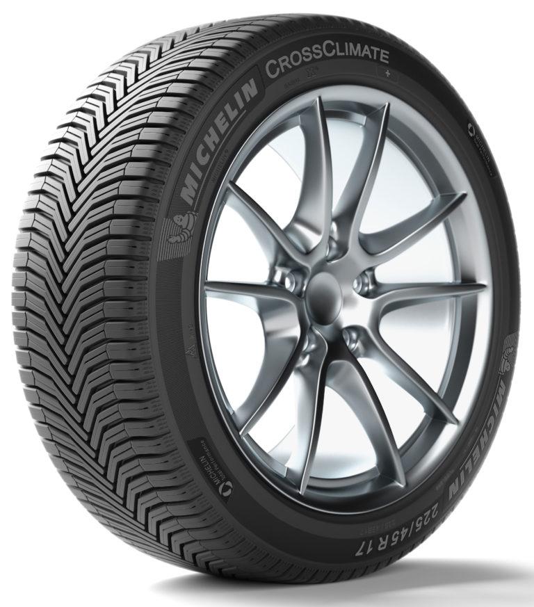 米其林 (Michelin) CrossClimate+ (CrossClimate+)