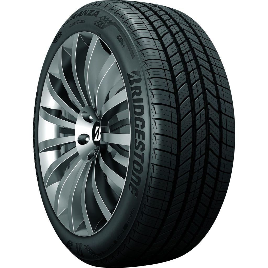 普利司通 (Bridgestone) Turanza QuietTrack (QuietTrack)