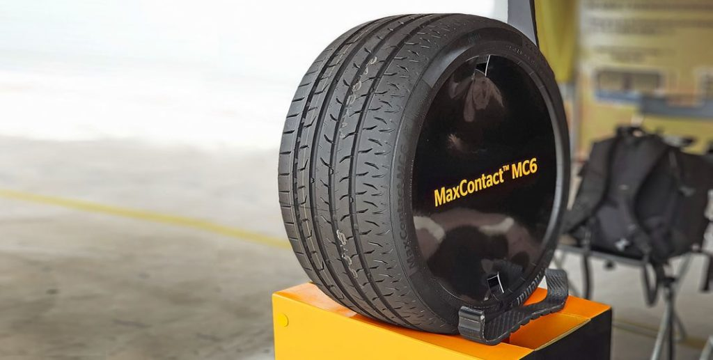 馬牌 (Continental) ContiMaxContact MC6 (MC6)