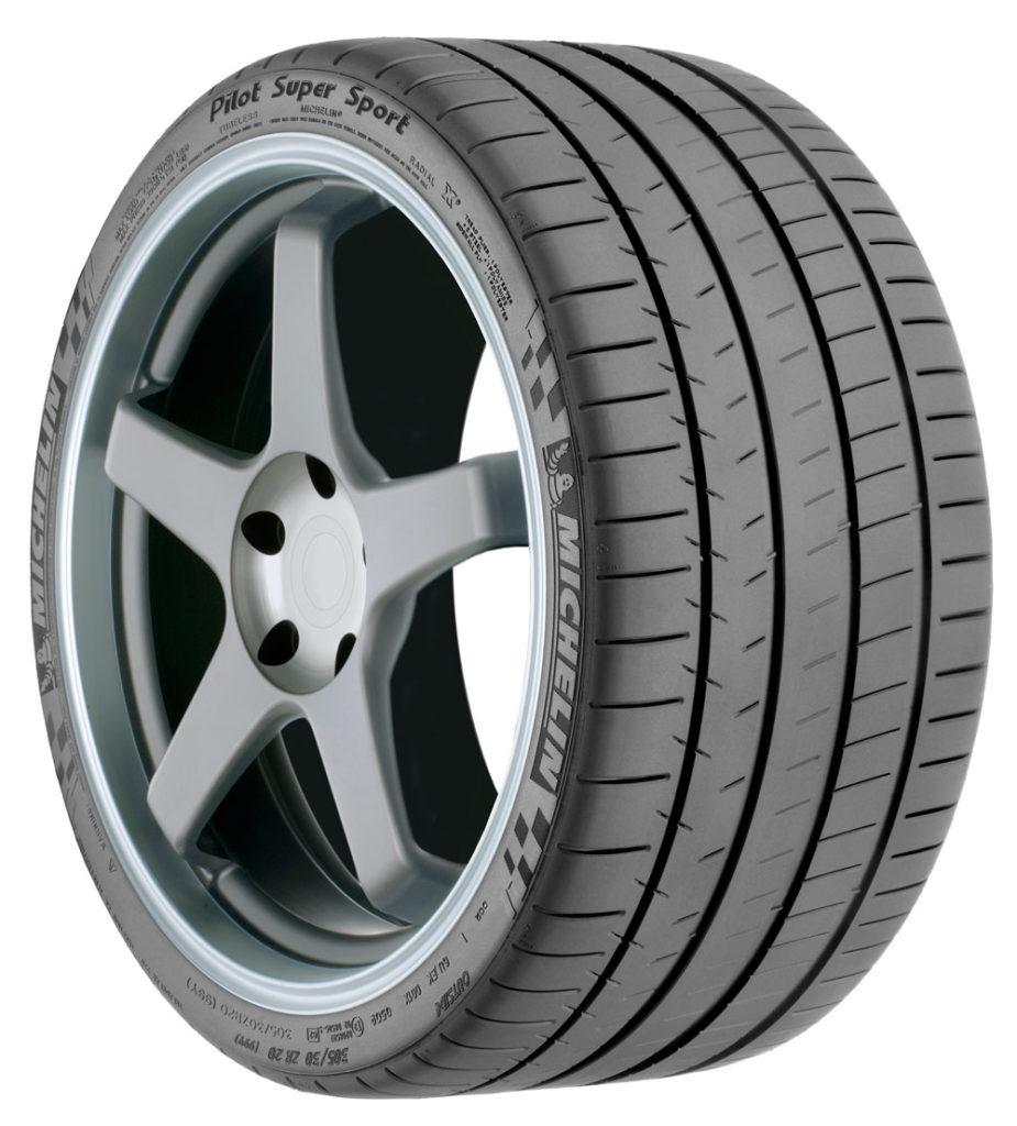 米其林 (Michelin) Pilot Super Sport (PSS)