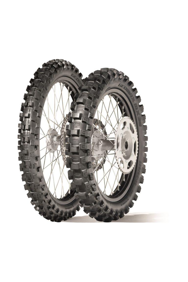 登祿普 (Dunlop) Geomax MX 3S