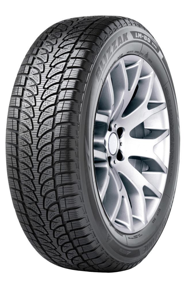 普利司通 (Bridgestone) Blizzak LM80 EVO (LM80 EVO)
