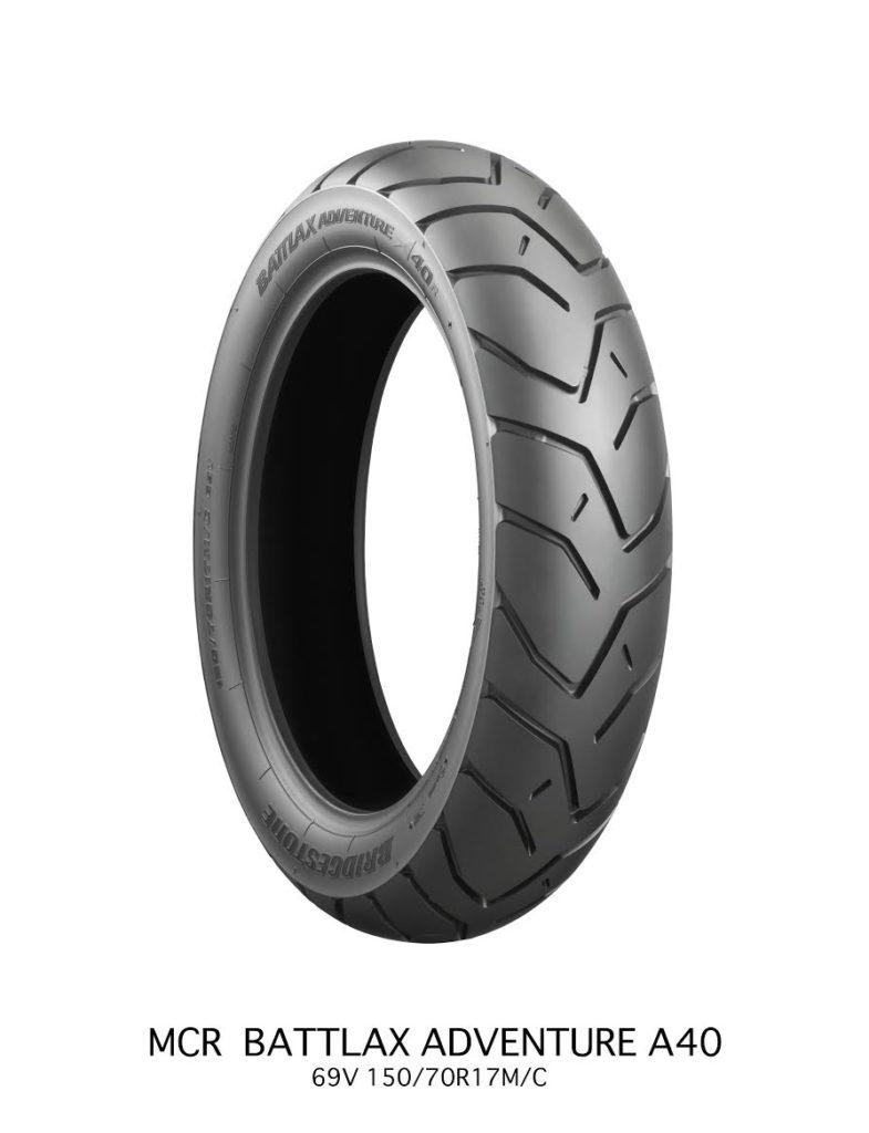 普利司通 (Bridgestone) Battlax Adventure A40 (A40)