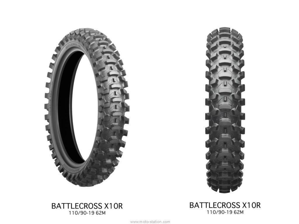 普利司通 (Bridgestone) Battlecross X10 (Battlecross X10)