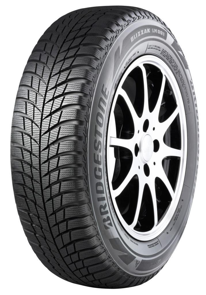 普利司通 (Bridgestone) Blizzak LM001 (LM001)
